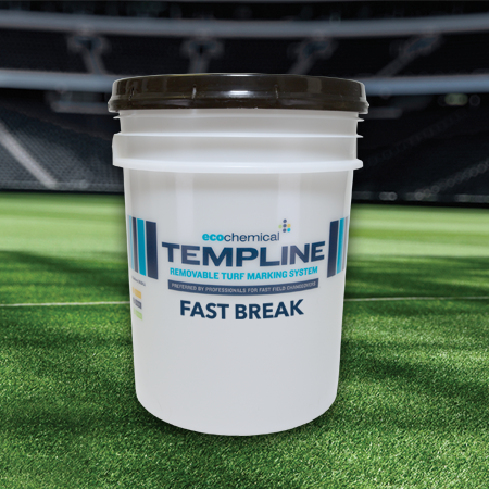 artificial turf paint