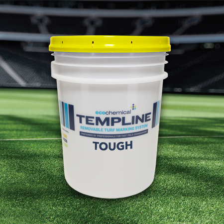 removable turf paint